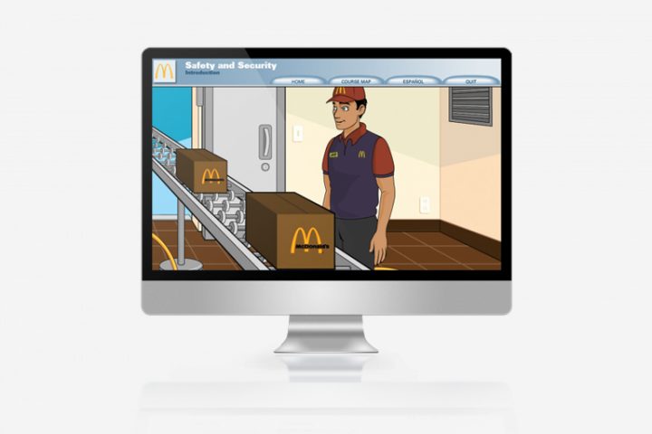 Mcdonald's - Global Training Program